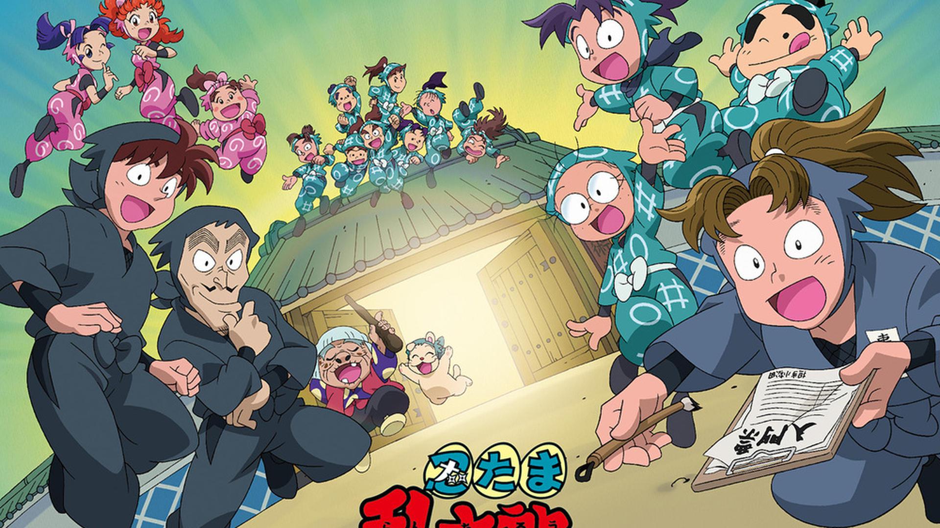 横浜に 忍たま乱太郎ショップ 期間限定オープン Nhkキャラクターグッズのお店に登場 Holiday ホリデー