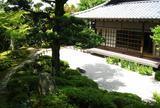 芭蕉、蕪村ゆかりの寺院「金福寺(こんぷくじ)」