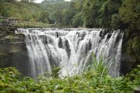 十分瀑布(Shifen Waterfall)の写真・動画_image_107555