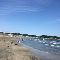 由比ヶ浜海岸 (Yuigahama Beach)の写真・動画_image_140440