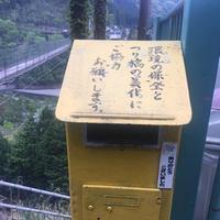 谷瀬の吊り橋の写真・動画_image_274205