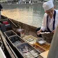 長良川鵜飼観覧船の写真・動画_image_289754