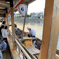 長良川鵜飼観覧船の写真・動画_image_289756