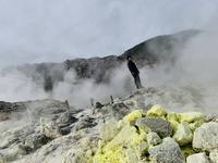 硫黄山の写真・動画_image_311171