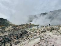 硫黄山の写真・動画_image_311172