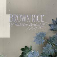 ブラウンライス(BROWN RICE)の写真・動画_image_341984