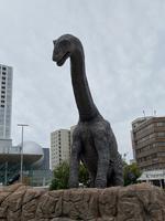 福井駅 西口広場(恐竜広場)の写真・動画_image_460334