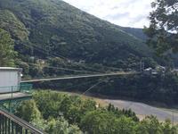 谷瀬の吊り橋の写真・動画_image_143459
