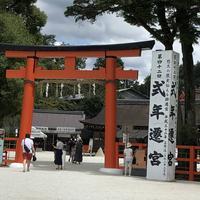 上賀茂神社(賀茂別雷神社)の写真・動画_image_628421