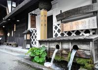 福島宿 上の段の町並みの写真・動画_image_23869