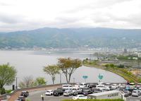 中央自動車道 諏訪湖サービスエリア(下り線)の写真・動画_image_29957