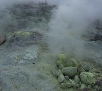 硫黄山の写真・動画_image_25854