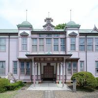 久野節《千葉県佐倉中学校本館》(現、千葉県立佐倉高等学校記念館)1910年