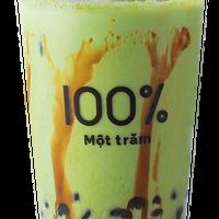 宇治抹茶ミルク550円