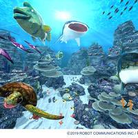 VR海中探索 イメージ