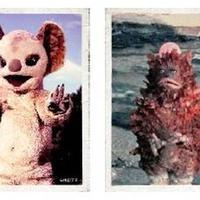 円谷プロ 大怪獣カード(全6種)