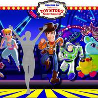 カメラなどはお客様のものを持参する。(c) Disney/Pixar