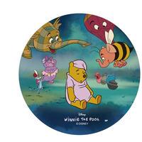 """合皮パスケース、缶バッジ、アクリルキーホルダー(c) Disney. Based on the """"Winnie the Pooh"""" works by A.A. Milne and E.H. Shepard."""
