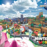 SUPER NINTENDO WORLD イメージ (c) Nintendo. TM & (c) Universal Studios. All rights reserved.