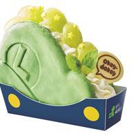 パンケーキ・サンド ルイージの帽子 ~ぶどうのレアチーズケーキ~ イメージ
