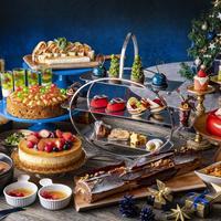 「ドリーミー・クリスマススイーツ」アフタヌーンティーセット&デザートビュッフェ イメージ