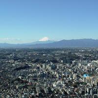 天気が良い日は個室から富士山が望めます。 イメージ