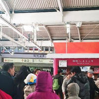 箱根登山鉄道 箱根湯本駅の写真・動画_image_170620