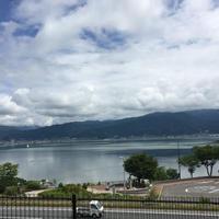 中央自動車道 諏訪湖サービスエリア(下り線)の写真・動画_image_187255