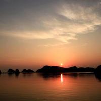 綱島の夕日の写真・動画_image_188195