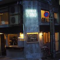 サイドウォーク スタンド (SIDEWALK STAND)の写真・動画_image_220263