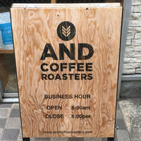 And Coffee Roastersの写真・動画_image_223703