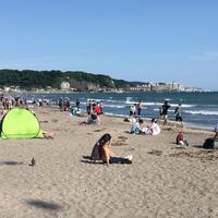 由比ヶ浜海岸 (Yuigahama Beach)の写真・動画_image_242737