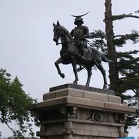 伊達政宗騎馬像の写真・動画_image_253458