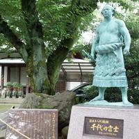 千代の富士銅像の写真・動画_image_253775