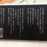村下孝蔵「初恋」歌碑の写真・動画_image_482551