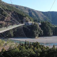 谷瀬の吊り橋の写真・動画_image_512144