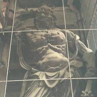 東大寺南大門金剛力士像の写真・動画_image_636322