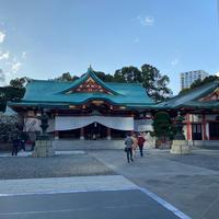 日枝神社の写真・動画_image_731579