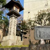 草津宿 追分道標の写真・動画_image_915637