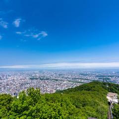 【藻岩山の楽しみ方完全ガイド】自然から夜景まで!札幌の絶景スポットの見どころを紹介