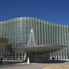 国立新美術館周辺エリア