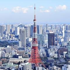東京タワー周辺エリア