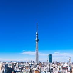 【2020年9月版】東京の定番観光スポットを紹介!