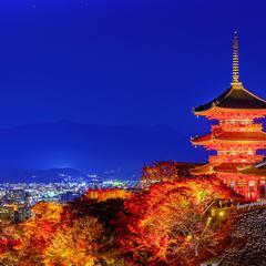 【2020年11月版】京都定番観光スポット紹介