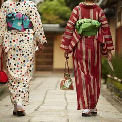 """着物・浴衣で過ごす、女子におすすめ""""京都の四季"""""""