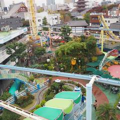 【浅草花やしきの楽しみ方完全ガイド】日本最古の遊園地でレトロな世界を楽しもう!