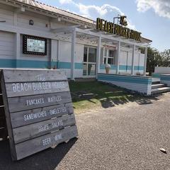 The BEACH BURGER HOUSE
