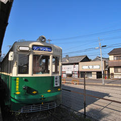 旧名鉄美濃駅