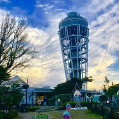 江の島シーキャンドル