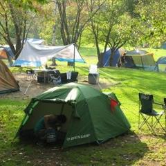 ひがしかぐら 森林公園 キャンプ場